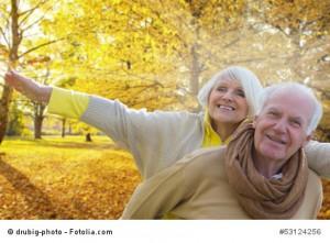 Unfallversicherung für Senioren