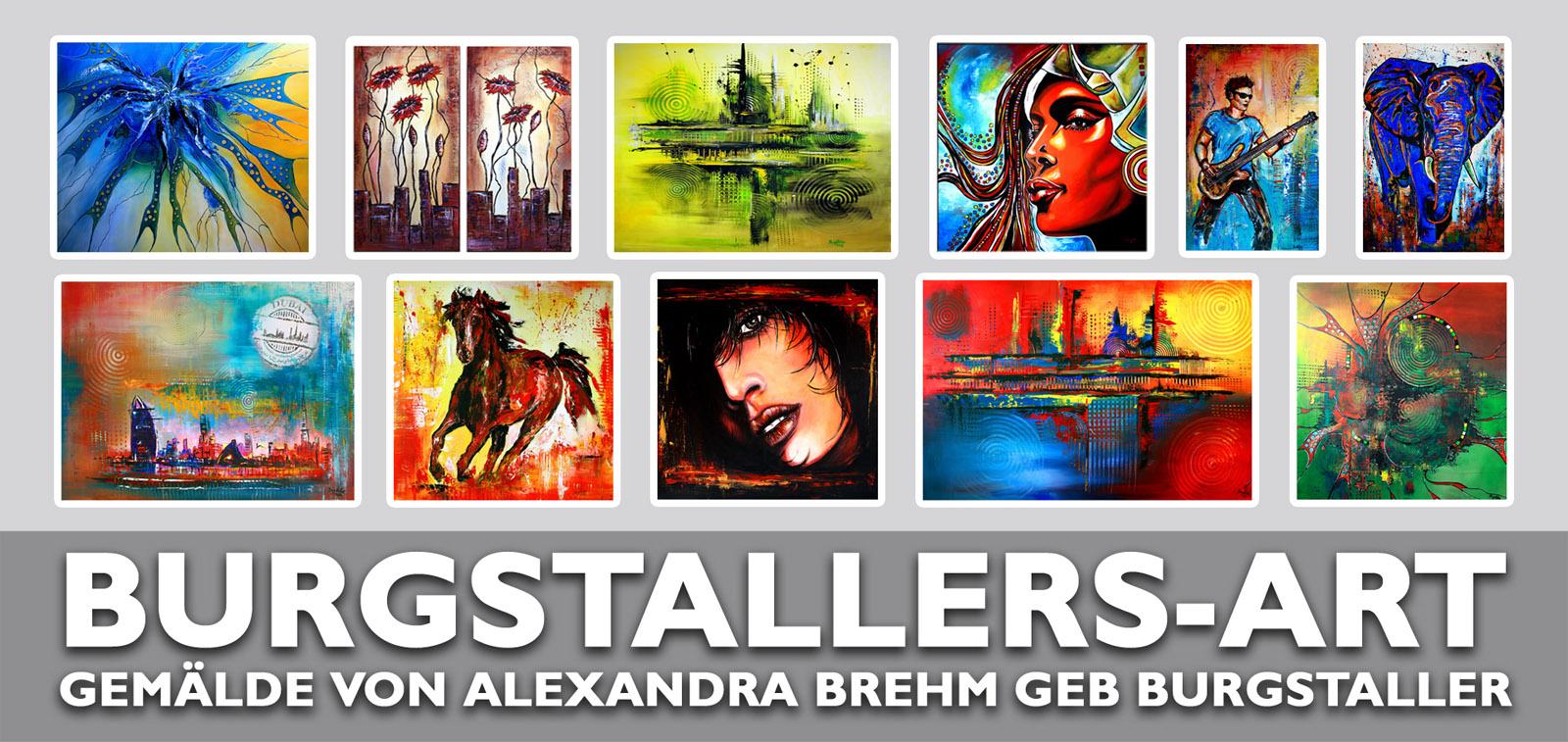 Moderne Gemälde direkt vom Künstler kaufen