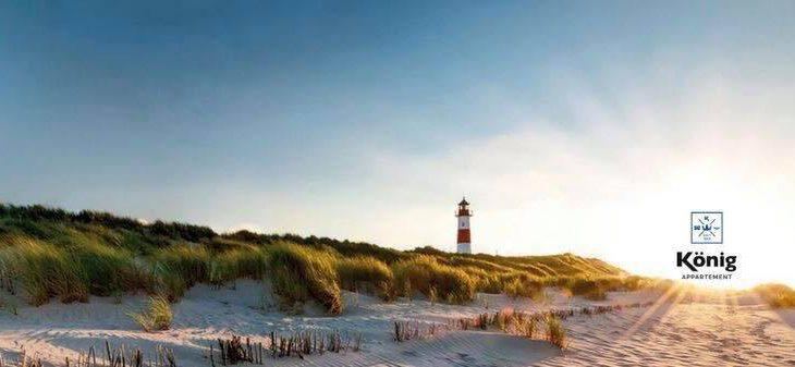 Himmelfahrt auf Sylt - Ferienhäuser im Mai mieten