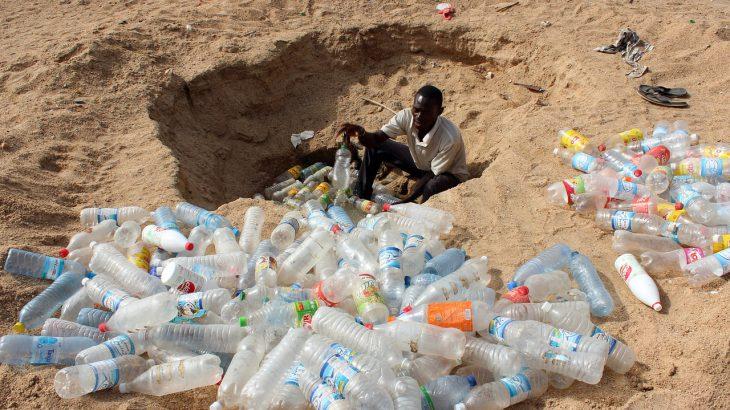 Plastikmüll in den Weltmeeren - Die UN Umweltkonferenz 2019 in Nairobi kommt nur langsam voran