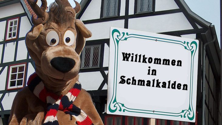 Ferienwohnung Trollmann heißt Sie willkommen in Schmalkalden